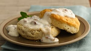 Love Me Some Biscuits and Gravy