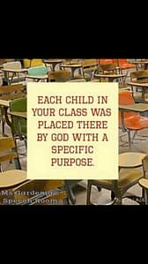 Teachers Purpose